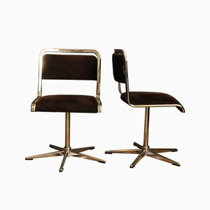 German Dining Chairs from EKA, 1970s, Set of 4