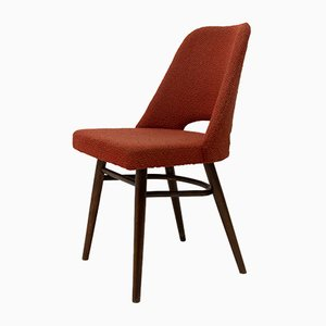 Mid-Century Dining Chairs by Radomír Hofman for TON, 1960s, Set of 4