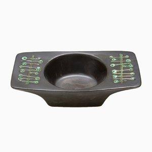 Ceramic Bowl or Ashtray by Keramia Znojmo, 1960s