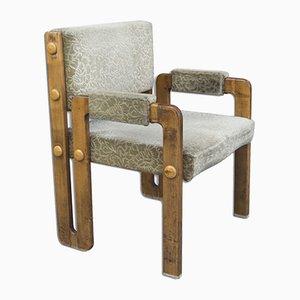 Czech Lounge Chairs, 1970s, Set of 2