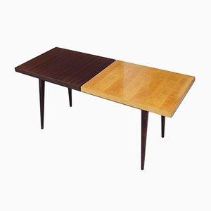 Mesa de centro vintage de Jitona, años 70