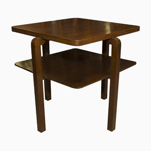 Art Deco Oak Centre Table, 1930s