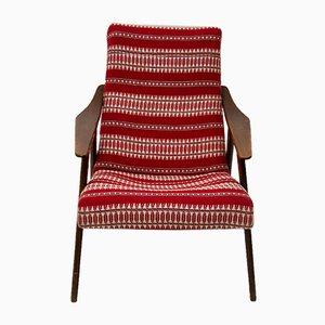 Mid-Century Armlehnstühle im skandinavischen Stil, 1960er, 2er Set