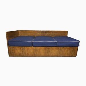Sofá cama Art Déco, años 30