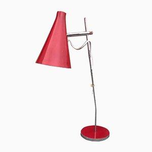 Lámpara de escritorio Mid-Century de Josef Hurka para Lidokov, años 60