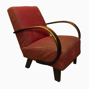 Bentwood Armchair from Thonet, 1930s