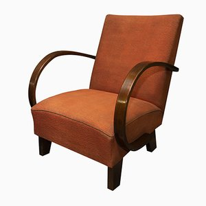 Bentwood Armchairs from Thonet, 1930s, Set of 2