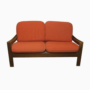 Sofá de dos plazas, años 80