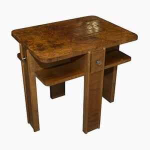 Mesa de juegos bohemia Art Déco, años 30