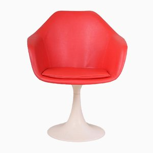 Tulip Chair von Ero Saarinen, 1970er