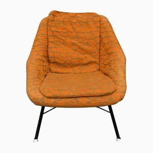 Mid-Century Lounge Chair by Magda Sépová, 1960s