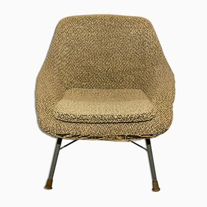 Mid-Century Lounge Chair by Magda Sépová for TON, 1960s