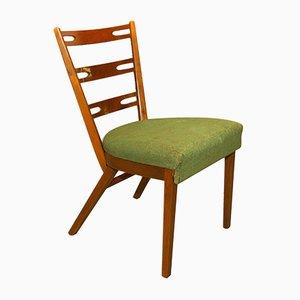 Mid-Century Esszimmerstühle aus Buchenholz, 1960er, 4er Set