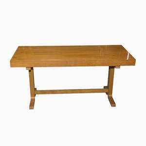 Grande Table Basse Vintage de Drevopodnik Holesov, 1970s