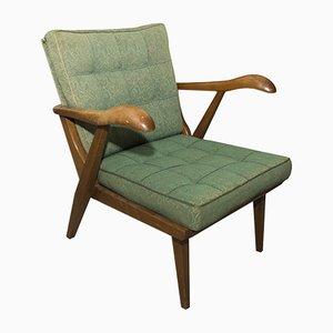 Mid-Century Armlehnstühle aus Eiche, 1950er, 2er Set