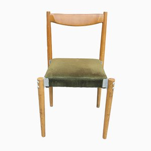Czech Dining Chairs by Miroslav Navratil, 1970s, Set of 2