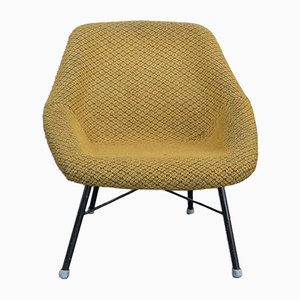 Mid-Century Lounge Chairs by Miroslav Navratil for TON