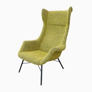 Wingback Chair by Miroslav Navrátil for TON, 1960s