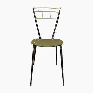 Mid-Century Italian Dining Chairs, 1960s, Set of 4