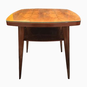 Table Basse Tchécoslovaque Mid-Century, 1950s