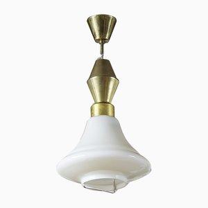 Lámpara colgante checa Mid-Century, años 70