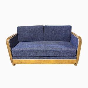 Italienisches Art Deco Sofa, 1930er