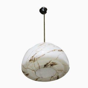 Lámpara de araña moderna, años 70
