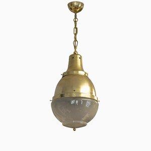 Lámpara colgante Bauhaus, años 30
