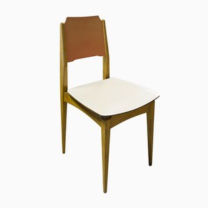 Mid-Century Stühle, 1960er, 2er Set