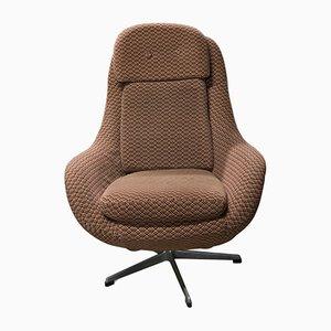 Mid-Century Modern Swivel Chair from UP Zavody