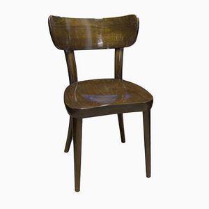 Dining Chairs from TON, 1950s, Set of 4