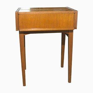 Mid-Century Czechoslovak Side Table, 1950s