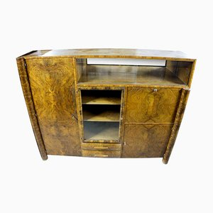 Art Deco German Sideboard, 1930s