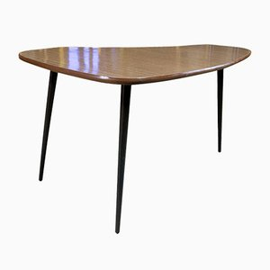Mid-Century Kidney Table, 1960s