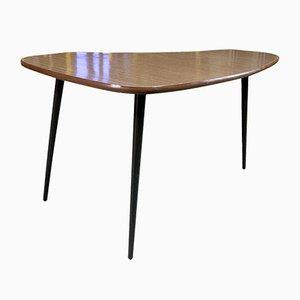 Table Haricot Mid-Century, 1960s