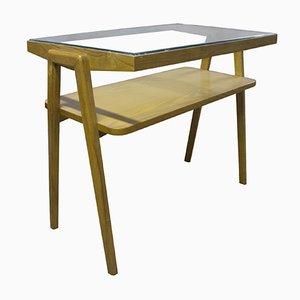 Vintage Czechoslovakian Side Table, 1960s
