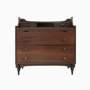Wood Chest of Drawers by Claudio Salocchi for Sormani, 1960s