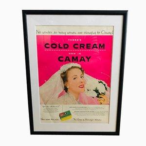 Mid-Century Poster für Camway, 1956