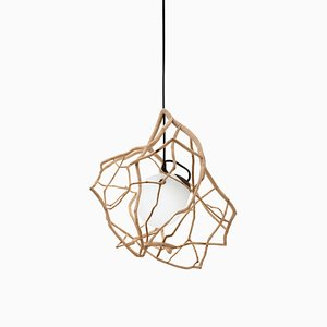 Skulpturierte Planck Lampe von Jérôme Pereira