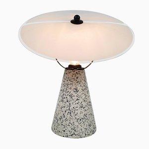 Postmoderne Terrazzo Tischlampen von Ikea, 1993, 2er Set