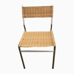 Modell SE05 Esszimmerstühle von Martin Visser für 't Spectrum, 1960er, 4er Set