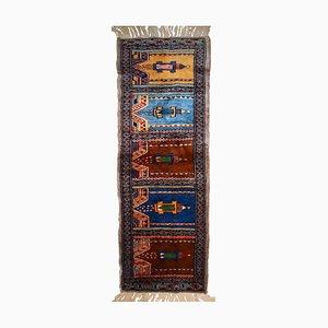 Usbekischer Vintage Bukhara Teppich, 1970er