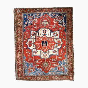 Antique Middle Eastern Carpet, 1880s