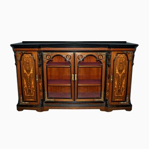 Antique Walnut Credenza