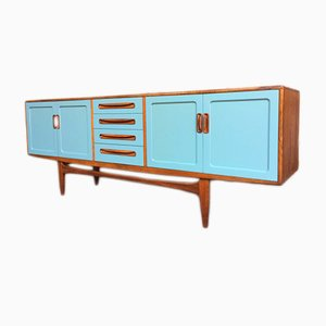 Teak Sideboard by Ib Kofod Larsen for G-Plan, 1950s