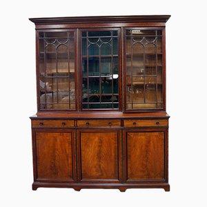 Antiker Schrank aus Mahagoni von Maple & Co