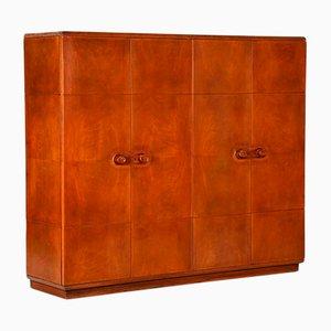Italian Rosewood Cabinet by Osvaldo Borsani for ABV, 1950s