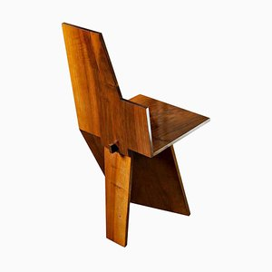 Chaise Sculptée par Kaaron