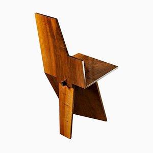 Sculpted Chair by Kaaron