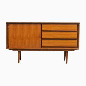 Mid-Century Veneer and Walnut Sideboard, 1960s